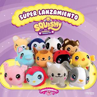 Squishy Mis Mascotas Favoritas Varios Modelos Disponibles