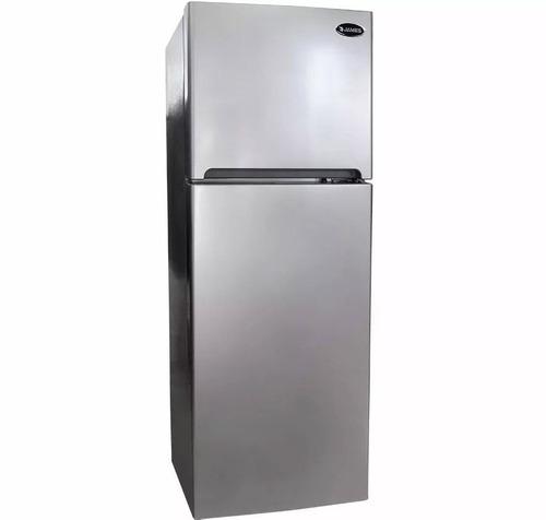Refrigerador James J300 Inox Clase A 186 Lts Enfriado Rapido