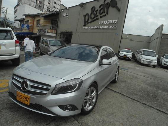 Mercedes Benz A200 1.600cc 2014