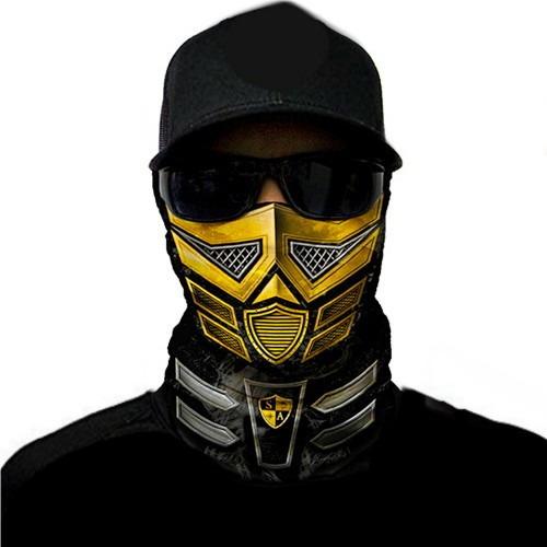 Cuello/pañuelo Face Shield