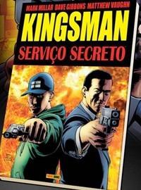 Kingsman Serviço Secreto De Mark Millar Ed.panini Comics