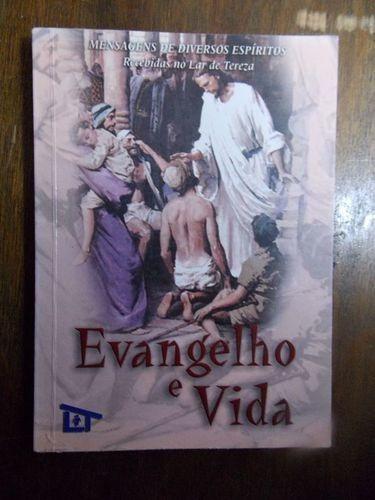 Livro Evangelho E Vida Brunilde Mendes Do Espírito Santo