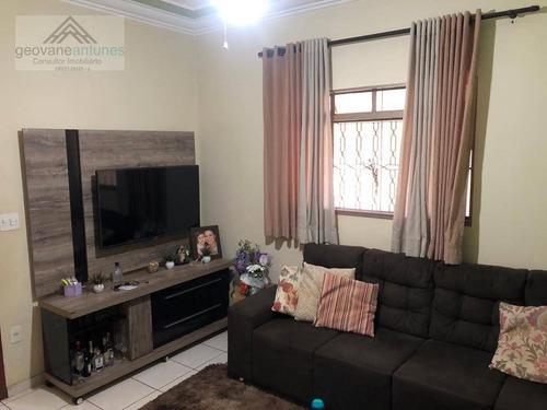 Casa Com 2 Dormitórios À Venda, 112 M² Por R$ 330.000,00 - Jardim Vitório Lucato - Limeira/sp - Ca0407