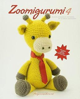 Zoomigurumi 4: 15 Cute Amigurumi Patterns 2015 : Amigurumip