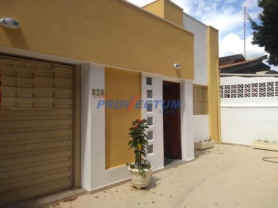 Casa Á Venda E Para Aluguel Em Taquaral - Ca264290