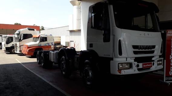 Iveco Tector 240e28 8x2 Bi-truck