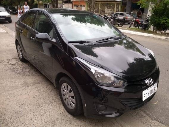 Hyundai Hb20s - Preto - Manual - Ar Cond (em Ótimo Estado)