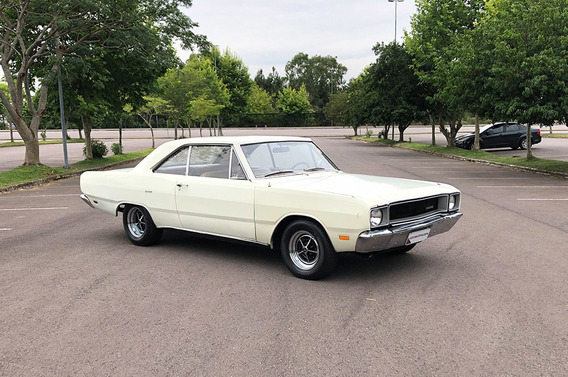 Dodge Dart Coupe Luxo - 1977