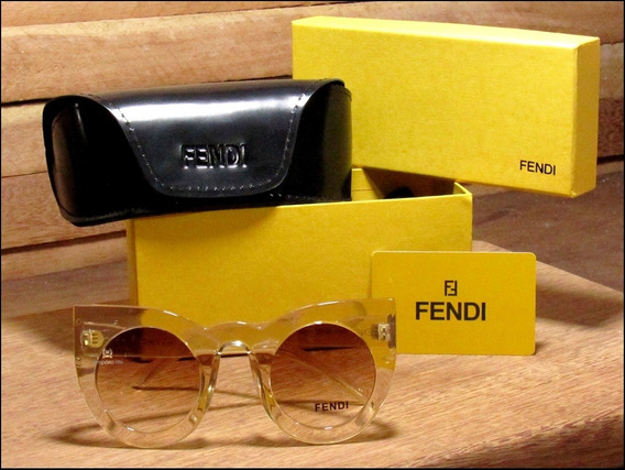 Óculos De Sol New Fendi Lolly Receba Em Até 48 Horas °1708°