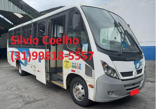 Imagem 1 de 12 de Micro Ônibus Rodoviário Com Ar Condicionado = Silvio Coelho