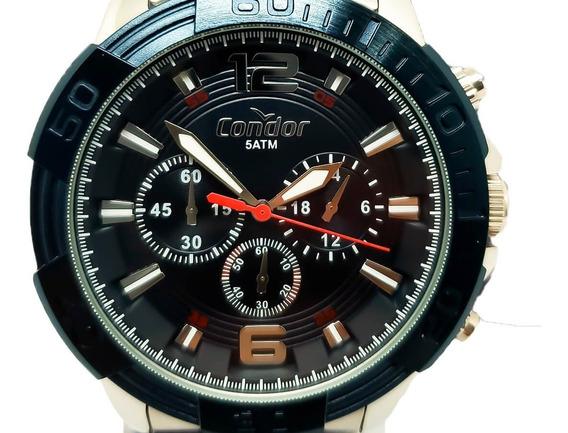 Relógio Condor Masculino Covd54ba/3a Nota Fiscal