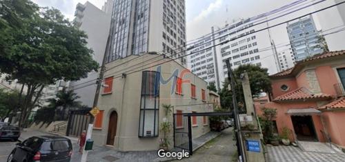 Imagem 1 de 14 de Ref: 13.005- Excelente Casa Comercial, Localizada No Bairro Higienópolis, 186 M²  A.c, 106 M²  A,t, Frente: 5 M. Zoneamento: Zeu - 13005