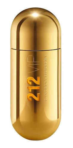 212 Vip Carolina Herrera 80 Ml Tester Mujer / Myperfume