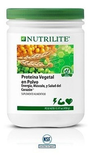 Proteina Vegetal En Polvo
