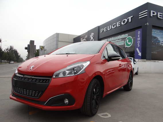 Peugeot 208 Feline Orange Power 2017