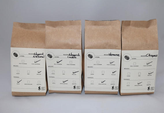 Surtipack De Café Grano Por Grano En Grano 12 X 250g