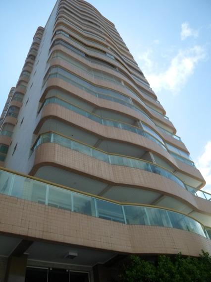 Apartamento Em Vila Tupi, Praia Grande/sp De 83m² 2 Quartos À Venda Por R$ 295.000,00 - Ap170126