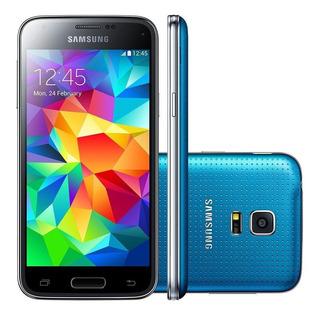 Samsung Galaxy S5 Mini Duos G800 16gb Dual Chip - Vitrine