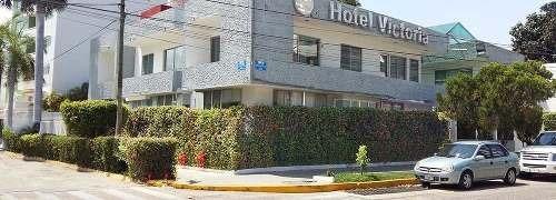 Cad Hotel Victoria. 2 Departamentos Y 15 Cuartos De Hotel