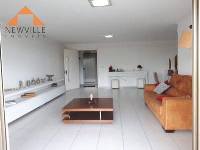 Apartamento Com 4 Dormitórios Para Alugar, 232 M² Por R$ 2.950/mês - Caxangá - Recife/pe - Ap1625