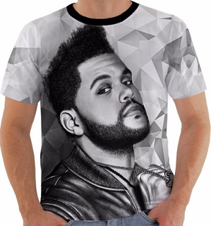 Camisa Ou Baby Look 1409 The Weeknd Starboy High Note 3