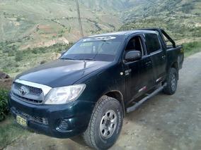 Vendo Mi Camioneta Toyota Hilux 4x4