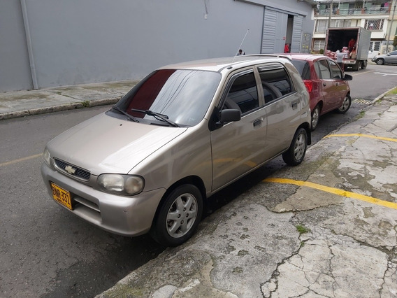 Chevrolet Alto Chevrolet Alto 16 V