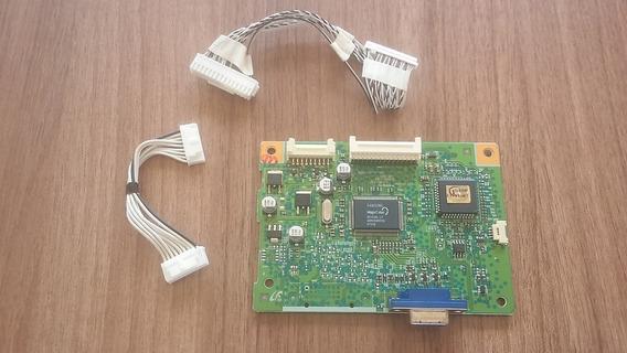 Placa Principal Monitor Samsung 540n V(r) +flats Bn91-01015q