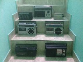Rádios Antigos Usados