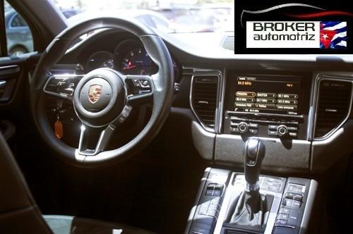 Porsche Macan 4x4 Europeo