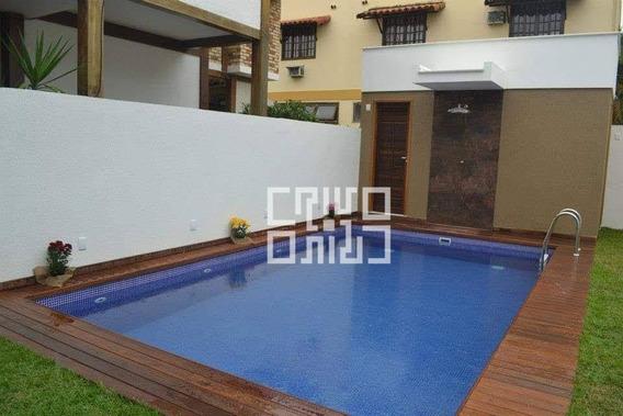 Casa Com 4 Quartos (1 Suíte Master) À Venda, 255 M² Por R$ 1.449.000 - Camboinhas - Niterói/rj - Ca0042