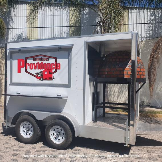 Remolques Equipados Foodtrucks Trailas Usa