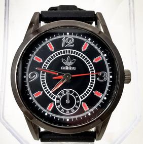 Relógio Masculino adidas Preto Analógico Silicone