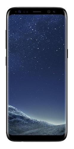Imagen 1 de 5 de Samsung Galaxy S8 64 GB negro medianoche 4 GB RAM