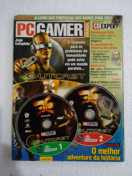 Pc Gamer # 43 - Outcast
