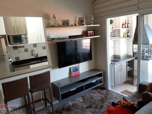 Apartamento Imirim - Planejados - Sacada Gourmet  - St15566