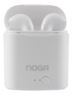 Auriculares Bluetooth Noganet True Wirelles Ng-btwins 2