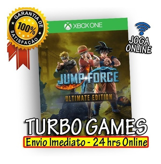 Jump Force Ultimate Edition Xbox One Midia Digital