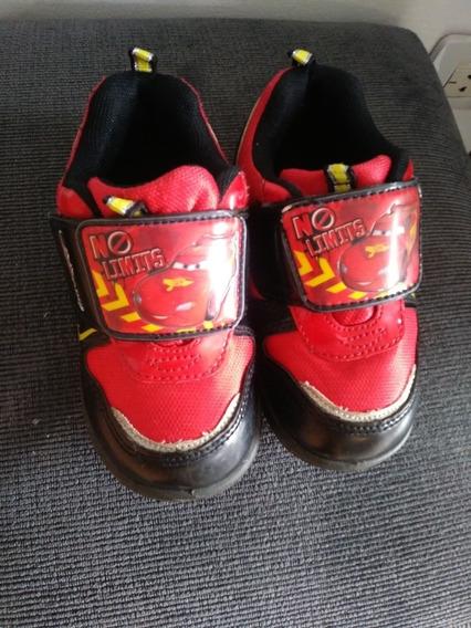 Zapatillas Cars Niño