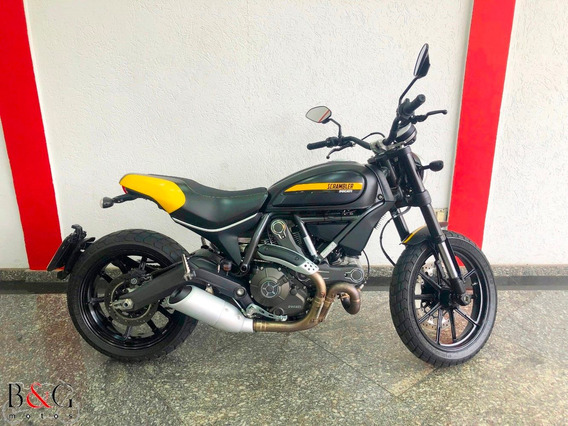Ducati Scrambler Full Throttle 803cc - 2016