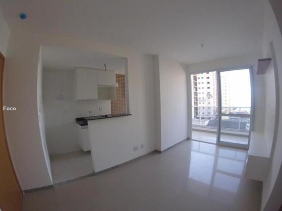 Apartamento Para Locação Em Vila Velha, Praia De Itaparica, 2 Dormitórios, 1 Suíte, 2 Banheiros, 1 Vaga - 009al_2-913238