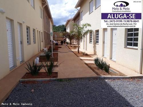 Casa Em Condomínio Para Locação Em Bragança Paulista, São Miguel, 2 Dormitórios, 2 Banheiros, 1 Vaga - 1841_2-1089061