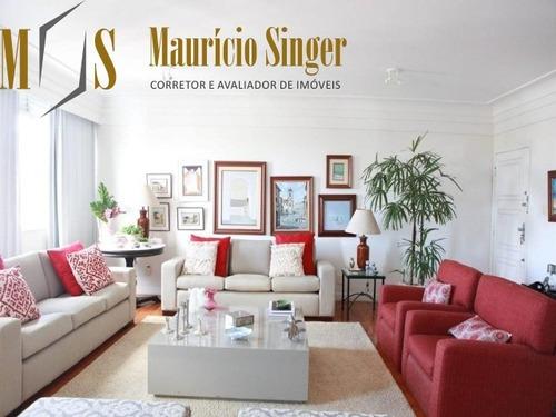 Apartamento 4 Quartos Para Venda R. Comend - Horácio Urpia Jr. - Graça, Salvador-bahia - Ap00363 - 69023928