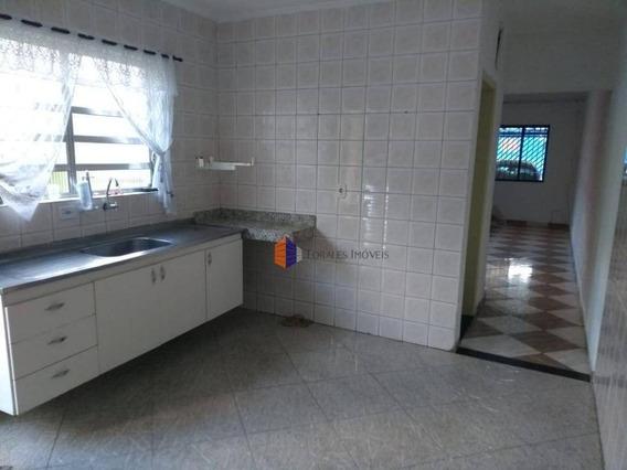 Casa Residencial Para Locação - Ca0227