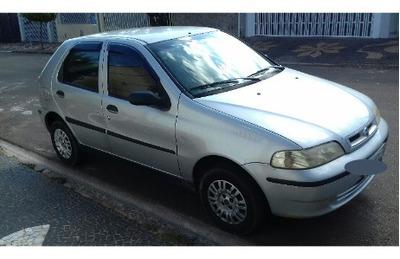 Fiat Palio 2006 Flex Prata
