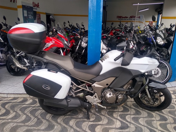 Kawasaki Versys 1000 Grand Tourer Abs 2013 Moto Slink
