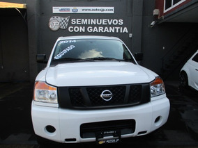 Nissan Titan 2014 Crew Cab S 4x2 T/a (5.6 Crew Cab S At)