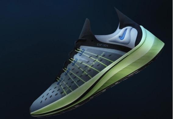 Tenis Nike Exp-x14 Praticamente Novo