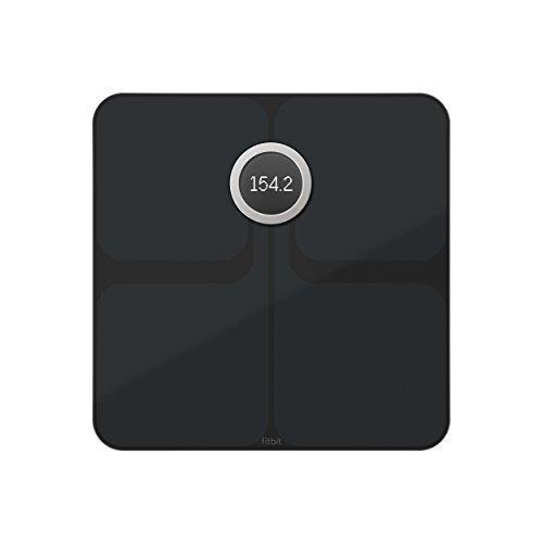 Fitbit Bascula Aria 2, Color Negro 5118