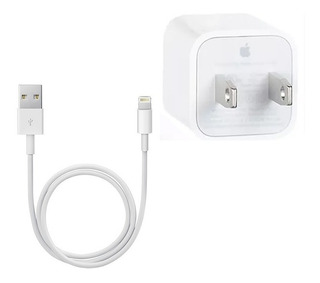 Cable Usb Y Cargador Original Apple Lightning iPhone 6 7 8 X